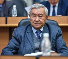 Накен Касиев. Архивное фото