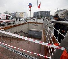 Отключение электричества в Турции