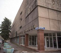 Михаил Фрунзе атындагы музей. Архив