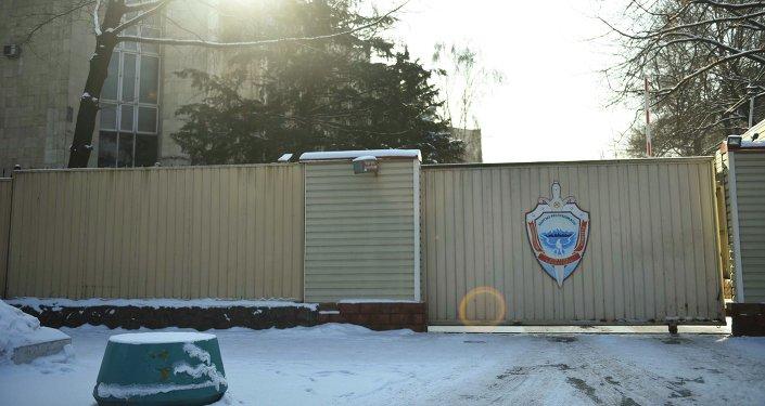 УКМКнын имараты. Архив