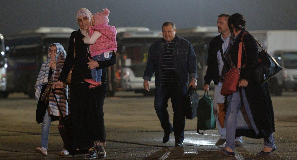 Самолет, эвакуировавший россиян из Йемена, приземлился в Подмосковье