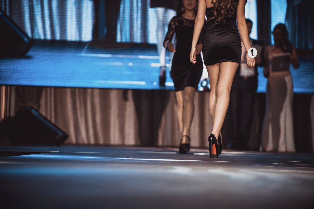 Финал конкурса красоты Красавица Кыргызстана-2015.