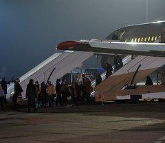 Кыргызстандын 11 жараны Йеменден эвакуацияланды