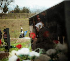 Митинг-реквием в память о погибших в апрельских событиях