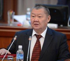 Кыргызалтынтын төрагасы Токон Мамытов отставкага кетти