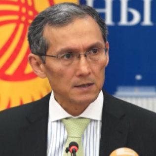 Оторбаев о неприемлемости СП по Кумтору и национализации проекта