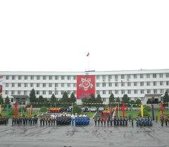 Парад Победы в городе Ош. Архивное фото