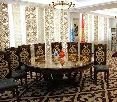 ШКУнун катчылыгынын имаратында Бишкек жыйындар залы ачылды