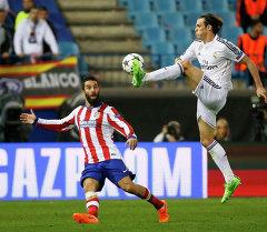 Мадридские Реал и Атлетико в четвертьфинале Лиги Чемпионов по футболу