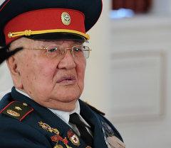Кыргыз эл Баатыры, народный поэт Кыргызстана Сооронбай Жусуев