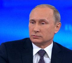 Путин на Прямой линии ответил на вопрос, долго ли еще терпеть санкции