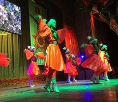 Бишкекте Жеңиш Күнүнө арналган концерт өтүп жатат