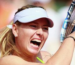 Франциянын ачык чемпионатынын финалдык матчында америкалык теннисчи Серена Уильямс менен беттешкен.