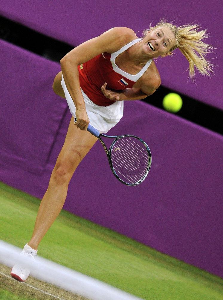 ОИ-2012. Теннис. Второй день