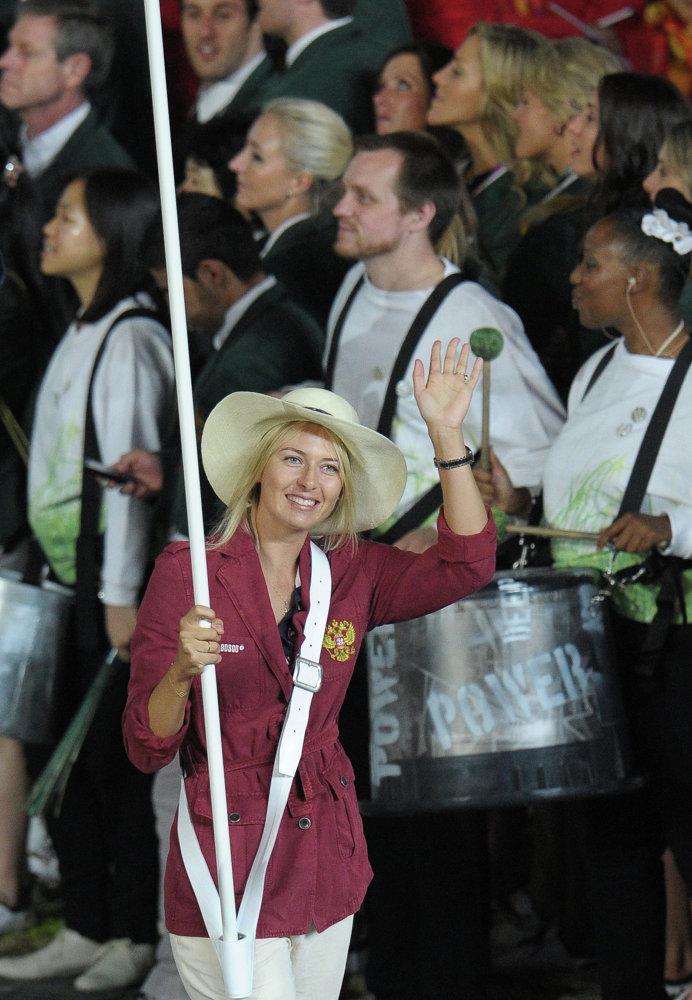 ОИ-2012. Церемония открытия