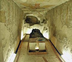 Байыркы Египеттин 4,5 миң жыл мурун коюлган фараондун күмбөзү табылды