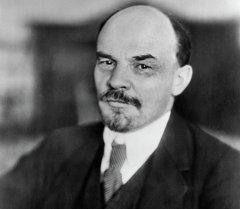 Государственный и политический деятель В.И.Ленин.