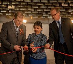 В Бишкеке открылась выставка Одна на всех победа