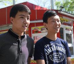 Молодежь Кыргызстана о Ленине