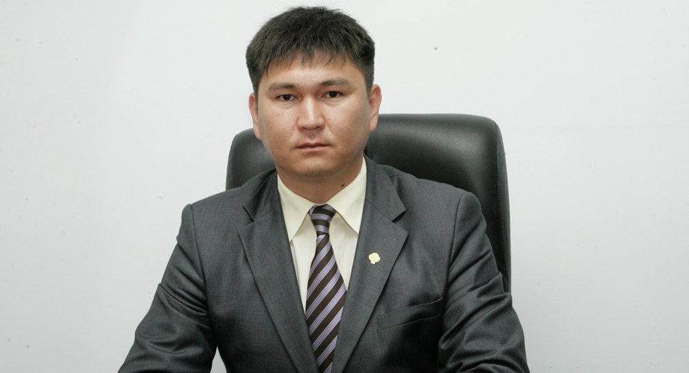 Заместитель министра транспорта и коммуникаций Улан Уезбаев. Архивное фото