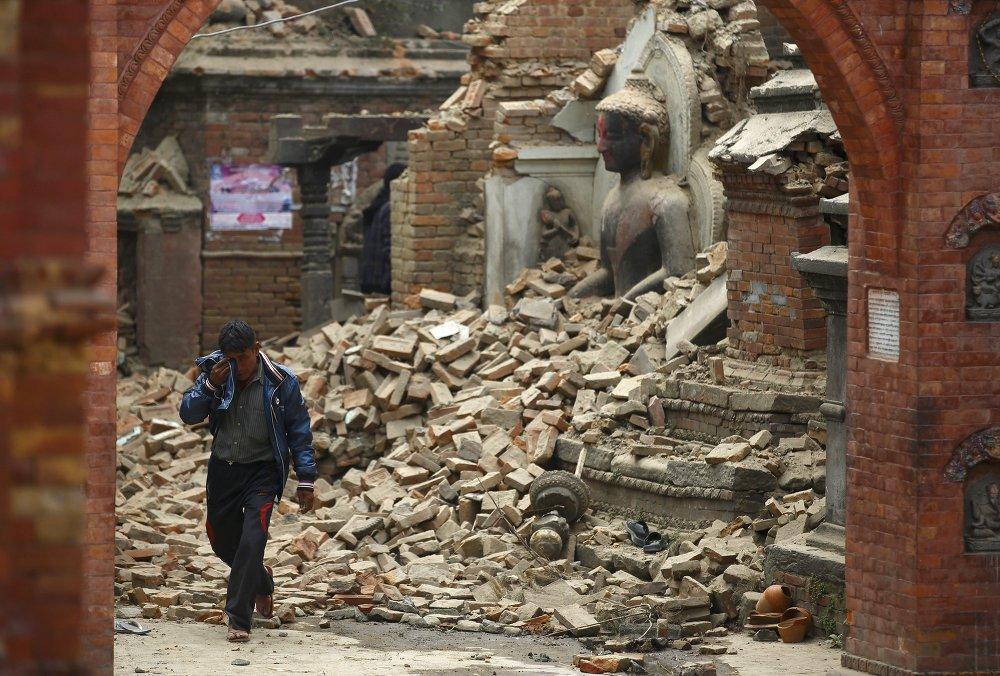 Непалдагы зилзала: каза болгондордун саны 3,2 миңден ашты.