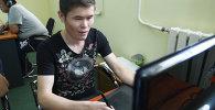 Кыргызстандагы алгачкы комикс: Кара Дөөнүн жаралышы