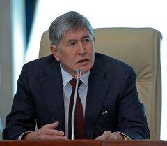Алмазбек Атамбаев: Существующая система управления отраслью энергетики сегодня показала свою неспособность решать задачи энергетической безопасности