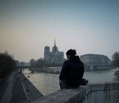 Париждеги Сена дарыясы. Архив