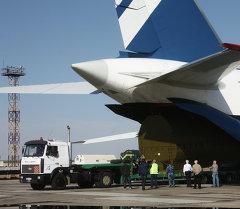 Самолет Ан-124-100. Архивное фото