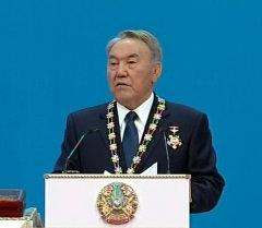 Назарбаев на инаугурации напомнил о новых вызовах и казахстанской мудрости