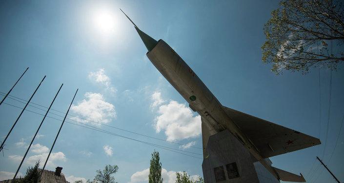 Монумент в честь героев Таранчиева и Ткачева.