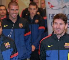 ФК Барселона. Архивное фото