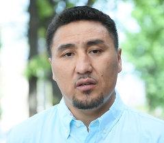 Видеообращение известного боксера к Атамбаеву