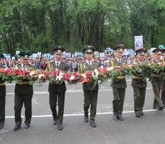 Ошто Жеңиштин 70 жылдыгын майрамдап жатышат