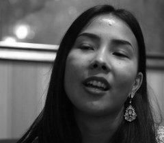 Живое исполнение песни Суротуно от Аяны Касымовой