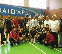 КР мигранттары Хабаровскидеги волейбол боюнча мелдеште коло медаль алышты
