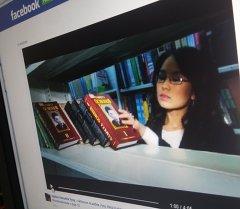 ЭлТР facebook социалдык тармагында жайгаштырган эстафета видеосу