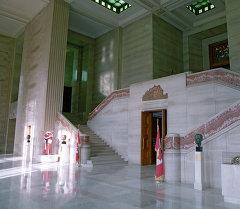 Канада Жогорку сотунун имаратынын ичинде. Архив