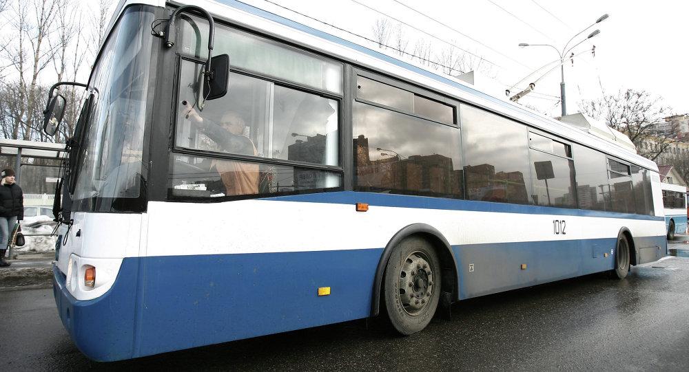 Троллейбус МТРЗ