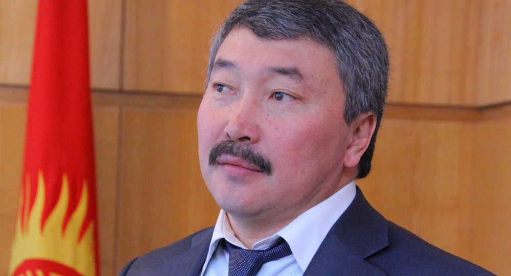 Уголовное дело в отношении депутата Карганбека Самакова