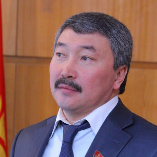 Экс-депутат Карганбек Самаков. Архивное фото