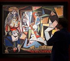 Картина Пикассо продана за рекордную сумму.