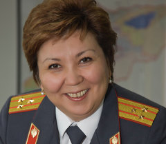 Джанабаева Зумрад Мамеджановна. Биография