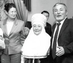 Табылды Эгембердиев. Архив