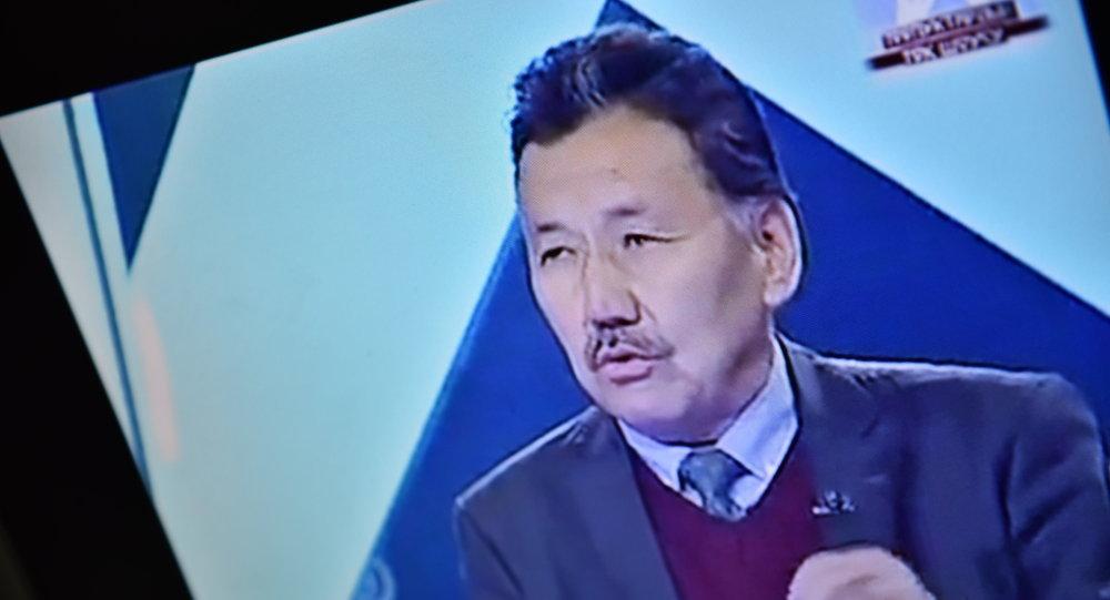 Абдрахман Алымбаев. Архивное фото