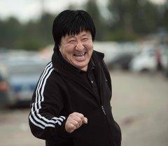 Двойники суперзвезд в Бишкеке