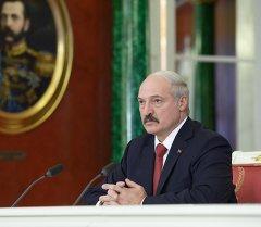 Белоруссиянын президенти Лукашенко. Архив