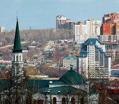 Города России. Уфа. Архивное фото