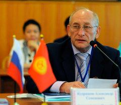 Генеральный консул РФ Александр Кудряшов. Архивное фото