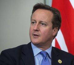 Британиялык премьер-министр Дэвид Кэмерон. Архив